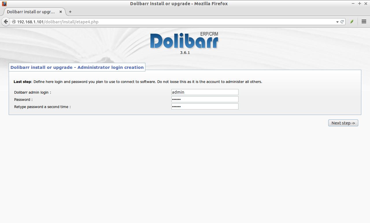 Dolibarr install or upgrade - Mozilla Firefox_008