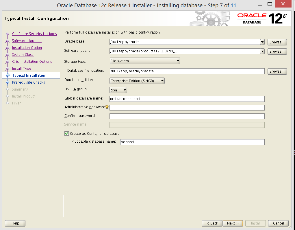Oracle7
