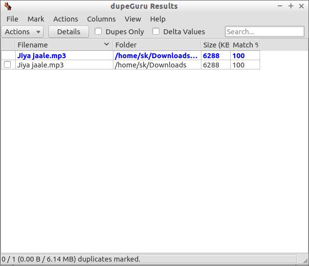 dupeGuru Results_009