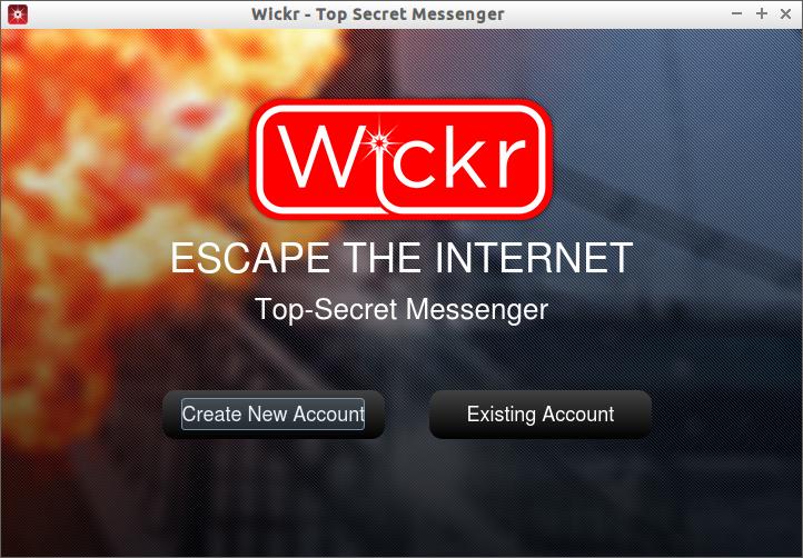Wickr - Top Secret Messenger_001