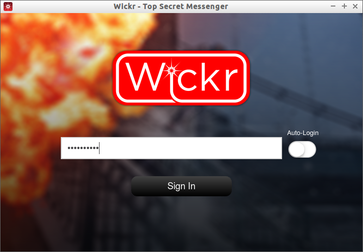 Wickr - Top Secret Messenger_007