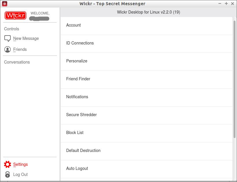 Wickr - Top Secret Messenger_009