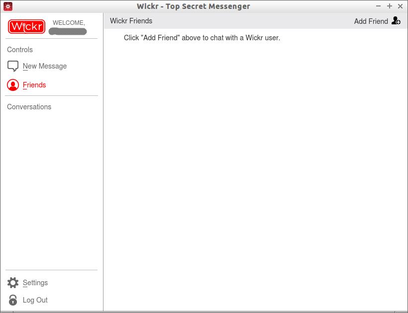 Wickr - Top Secret Messenger_010
