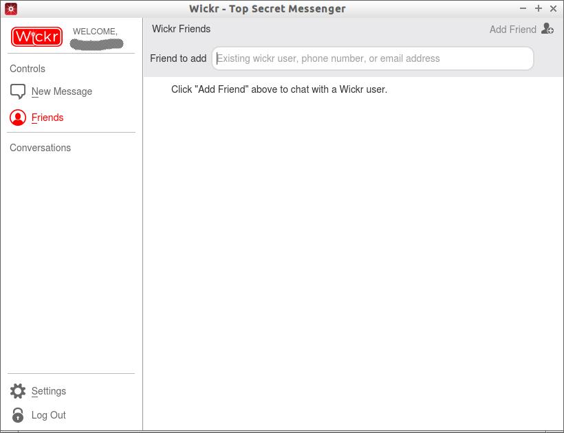 Wickr - Top Secret Messenger_018