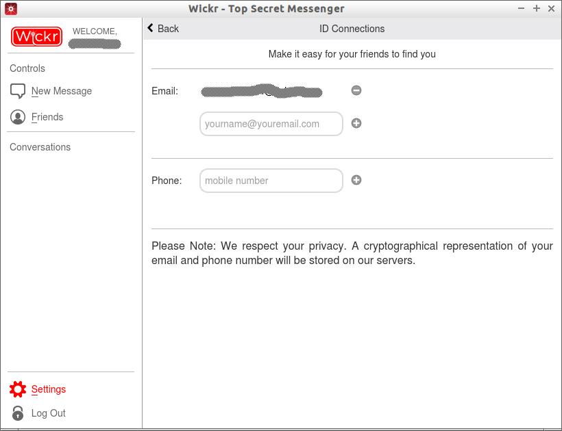 Wickr - Top Secret Messenger_019