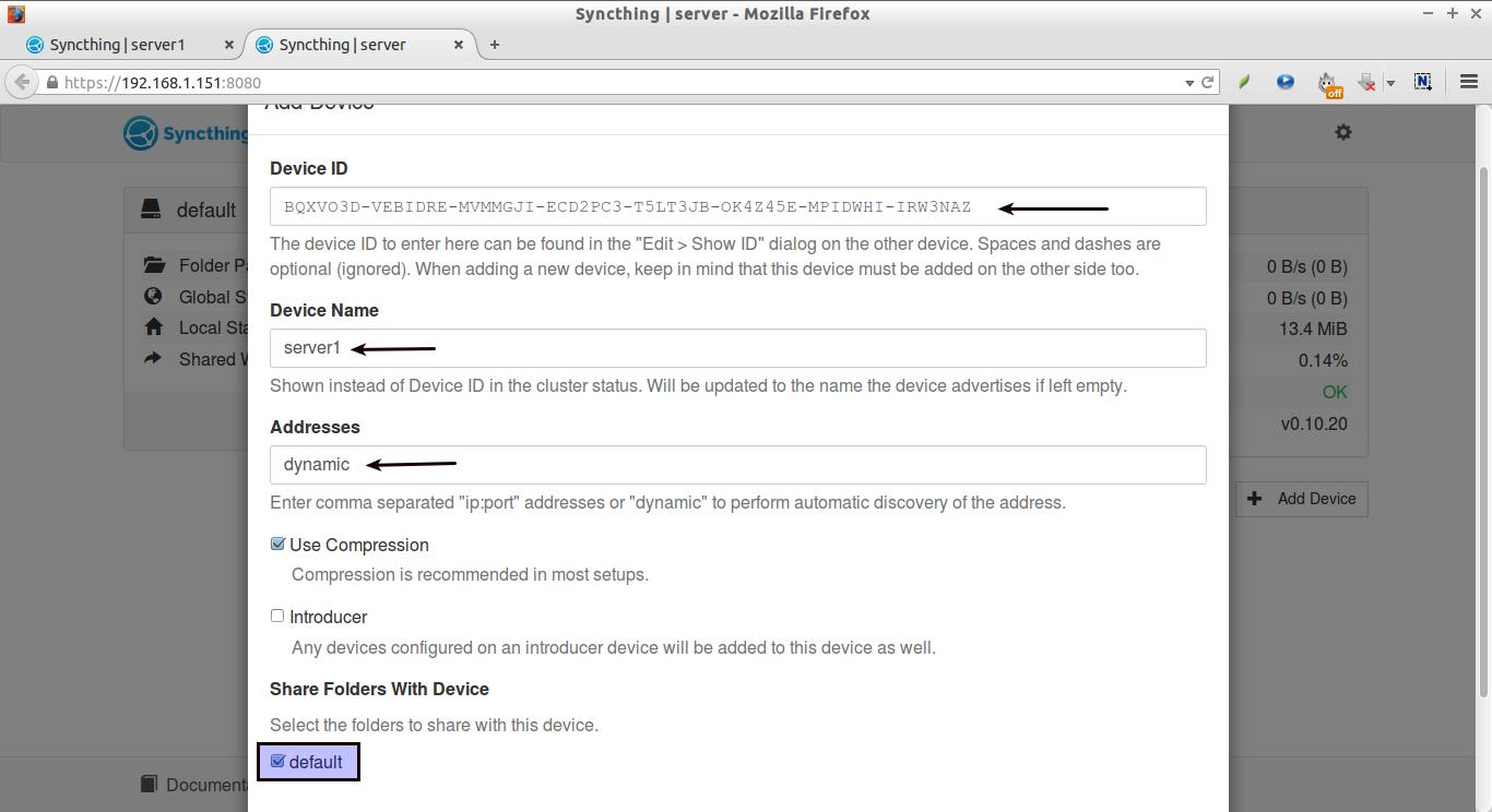 Syncthing   server - Mozilla Firefox_009