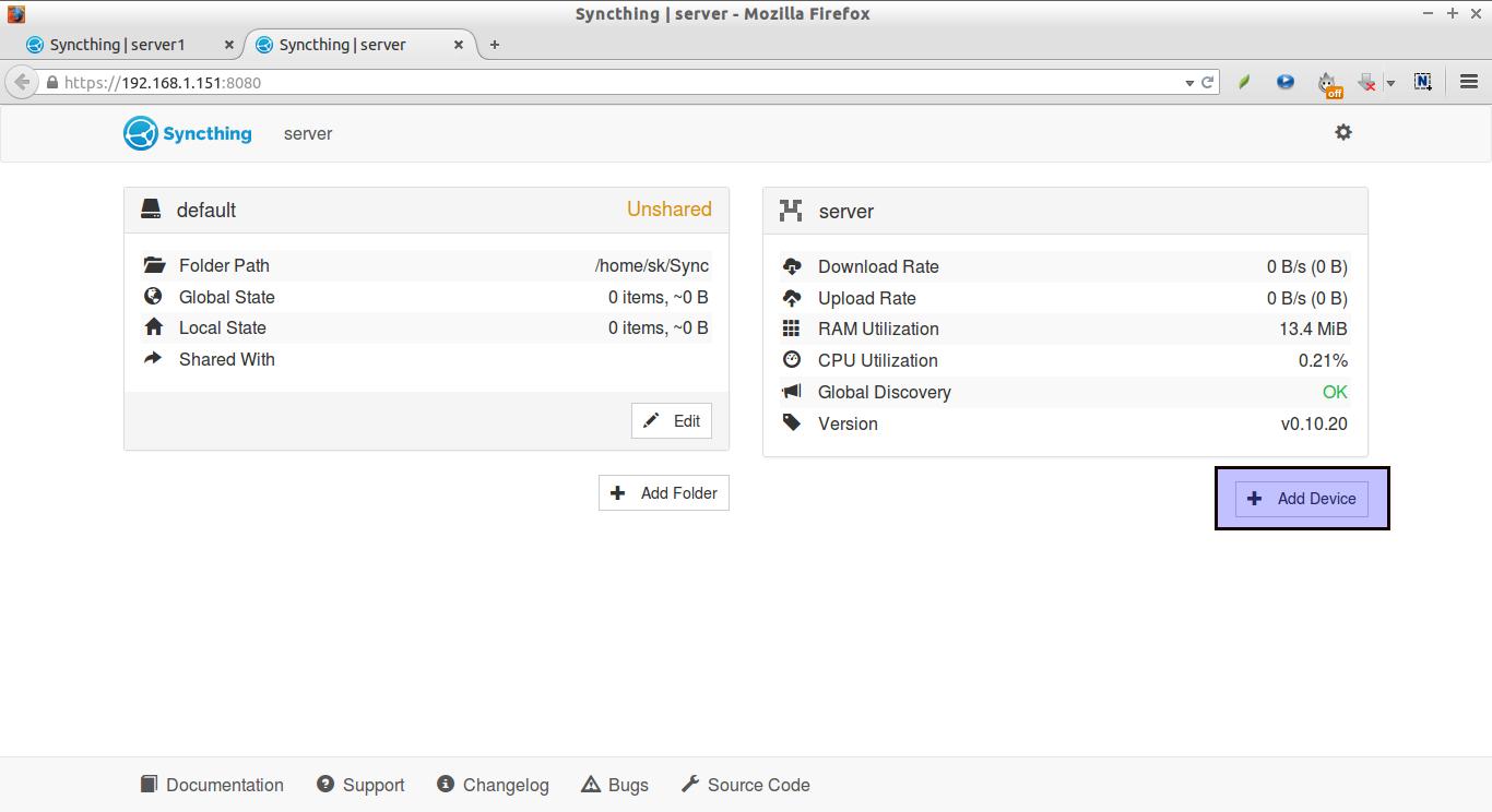 Syncthing   server - Mozilla Firefox_010