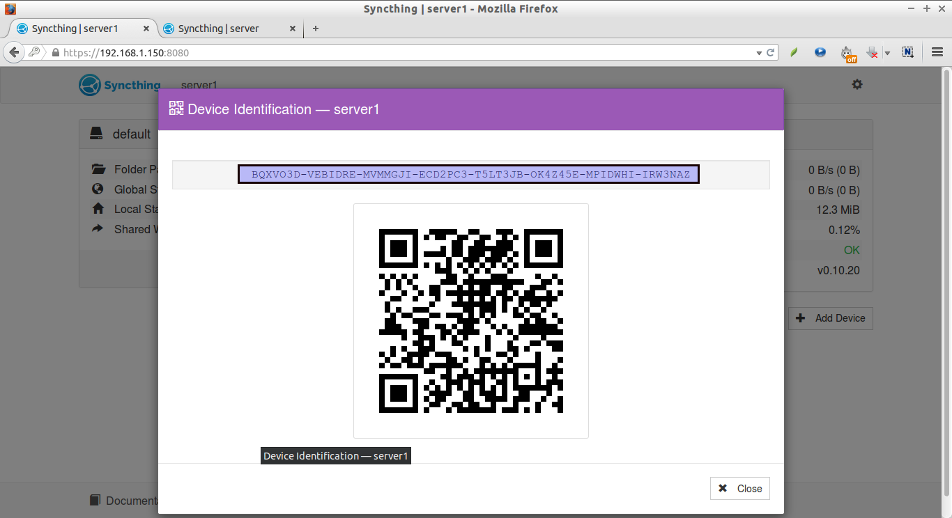 Syncthing   server1 - Mozilla Firefox_008