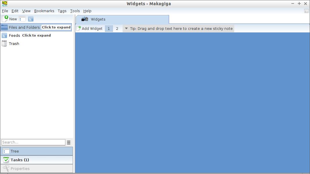 Widgets - Makagiga_001
