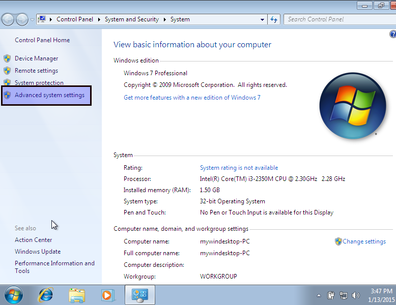 Windows 7 [Running] - Oracle VM VirtualBox_002