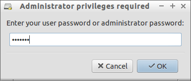 Administrator privileges required_011