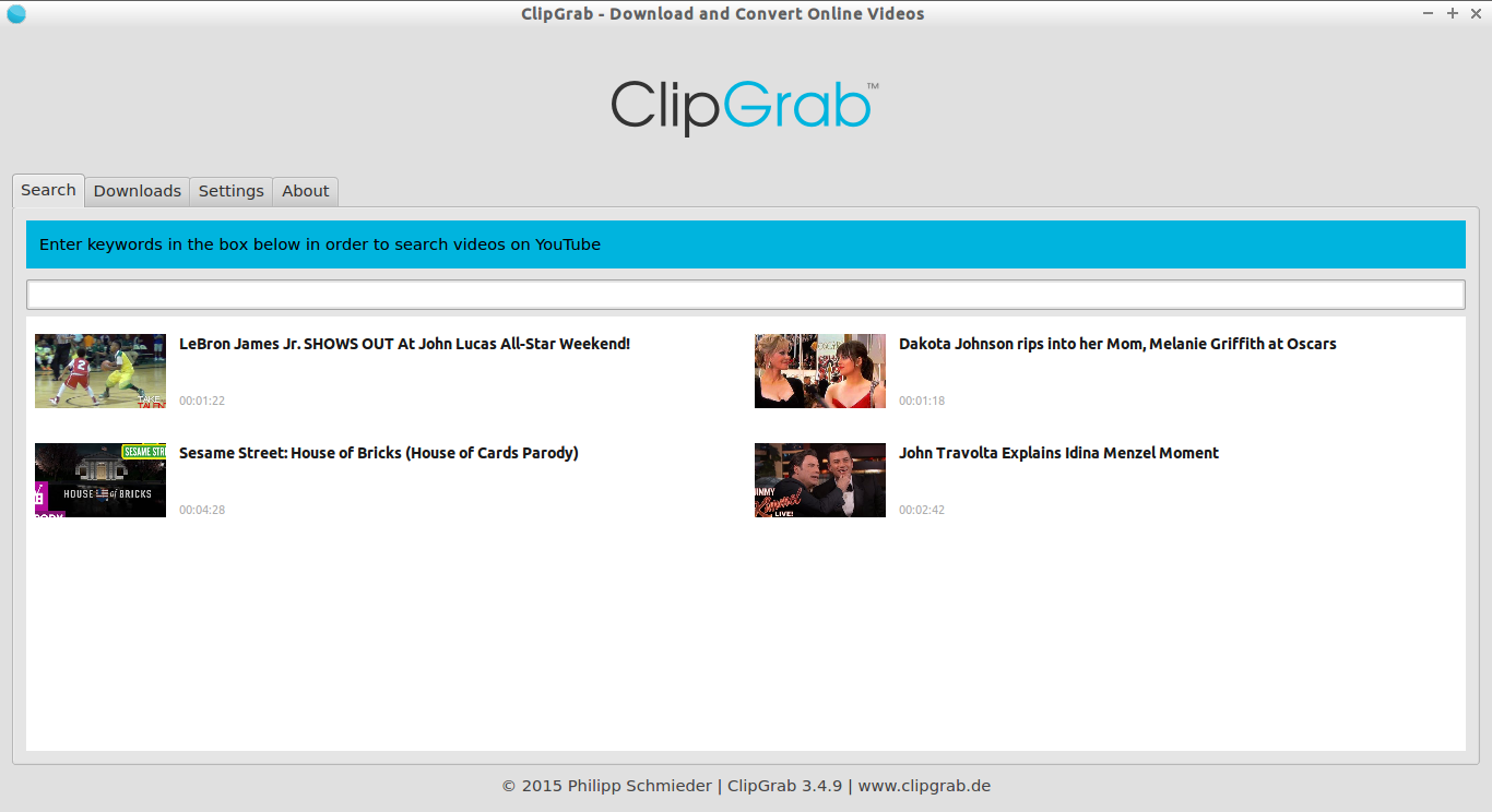 ClipGrab - Download and Convert Online Videos_002
