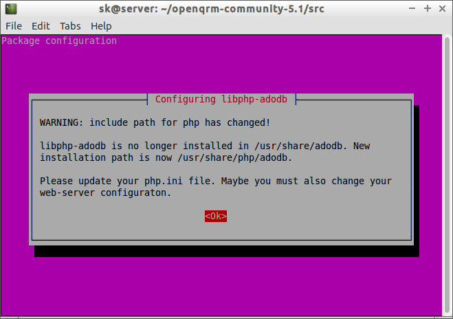 sk@server: ~-openqrm-community-5.1-src_001