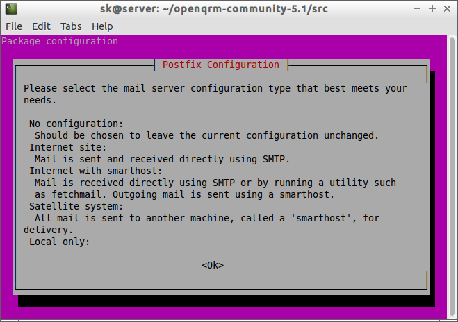 sk@server: ~-openqrm-community-5.1-src_004