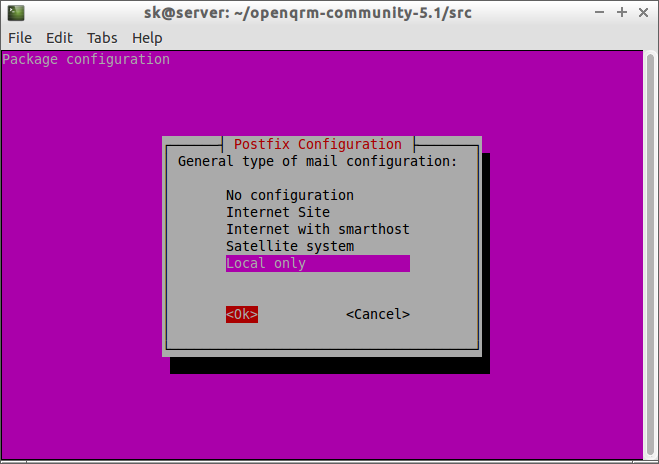 sk@server: ~-openqrm-community-5.1-src_005