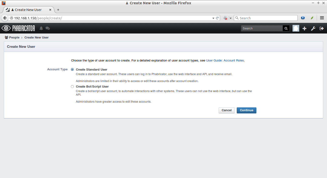 ♟ Create New User - Mozilla Firefox_001