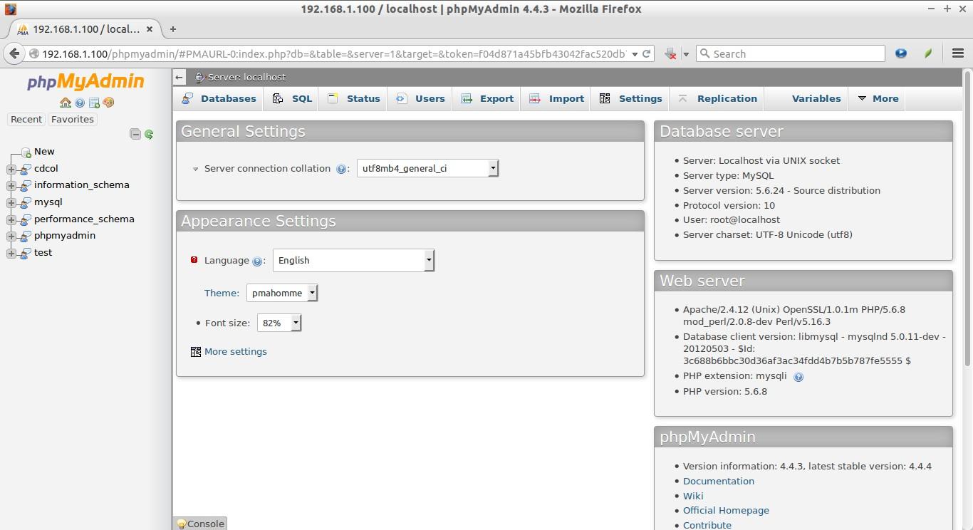 192.168.1.100 - localhost | phpMyAdmin 4.4.3 - Mozilla Firefox_004