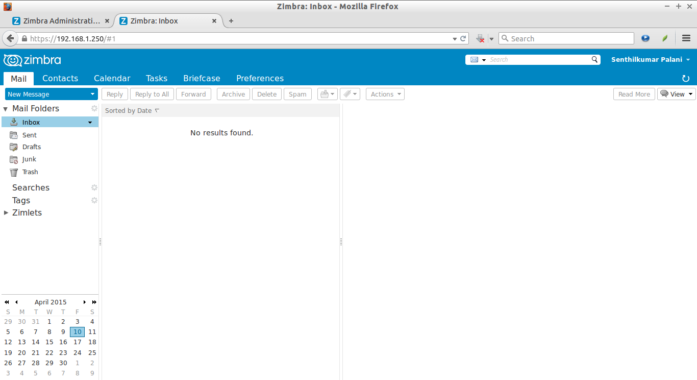 Zimbra: Inbox - Mozilla Firefox_010