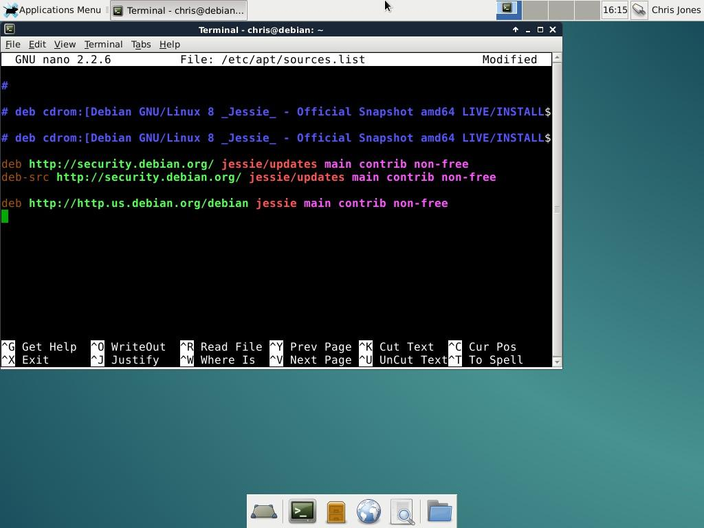 HowTo Install Debian 8 (Jessie) on VPS2day.com