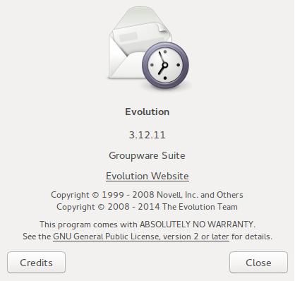 Evolution 3.12