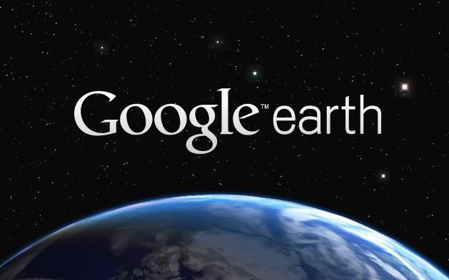 Google Earth Loading
