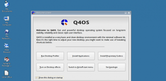 Q4OS is ready