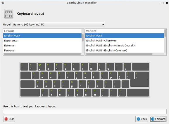 Install Debian based Operating system SparkyLinux 4 0 | LinuxPitStop