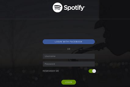 Spotify beta 1