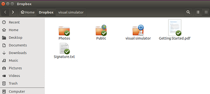 Use Dropbox on Ubuntu