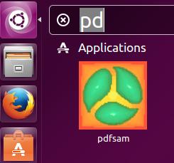 launch pdf sam