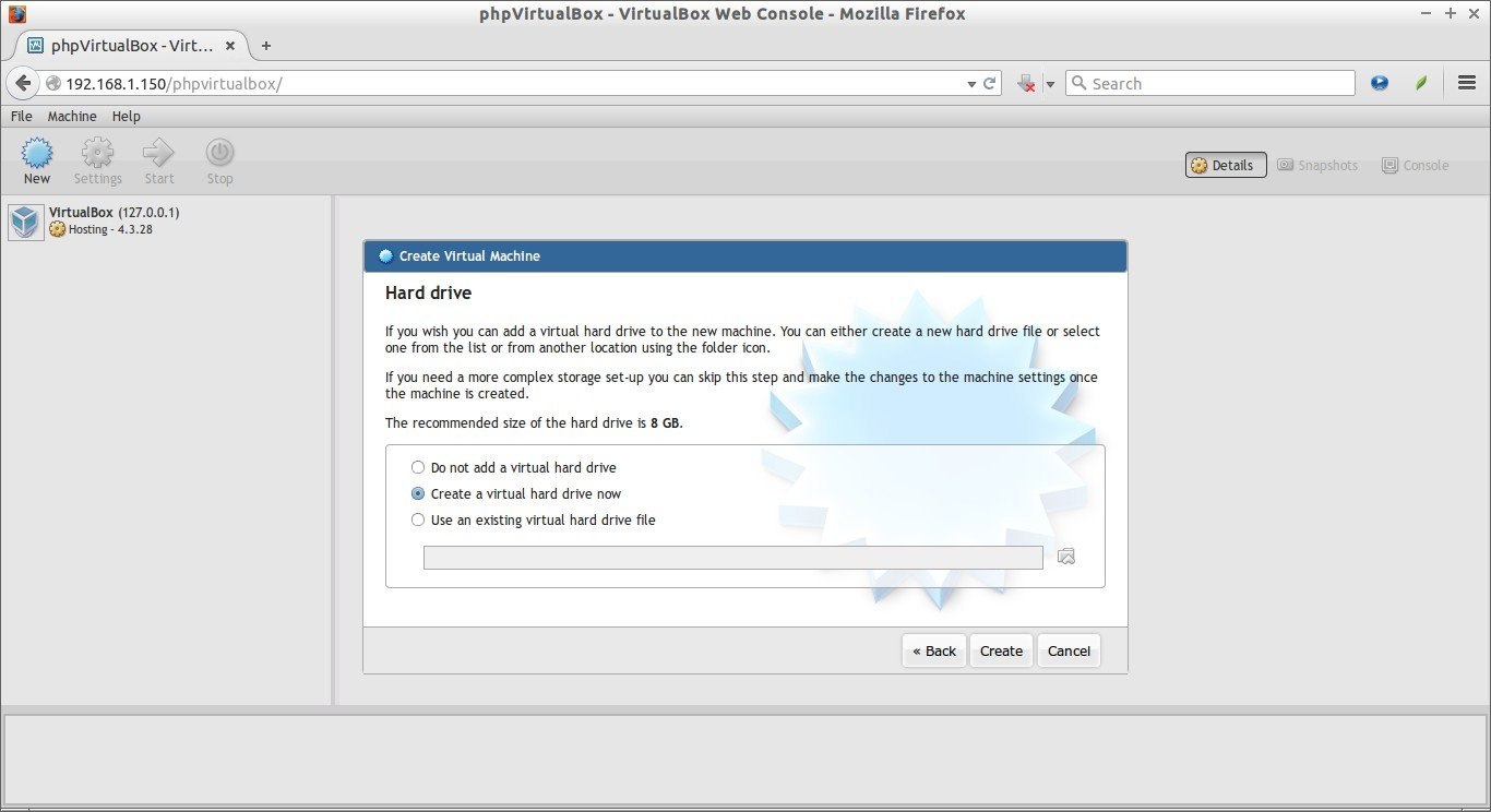 phpVirtualBox - VirtualBox Web Console - Mozilla Firefox_005