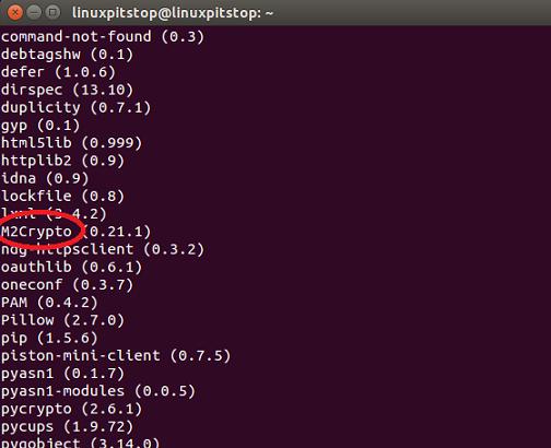 Pip python download linux