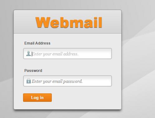 webmail main