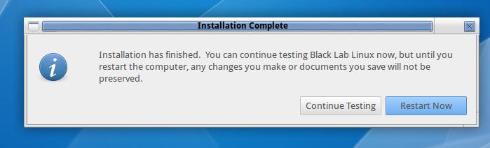 Black Lab reboot