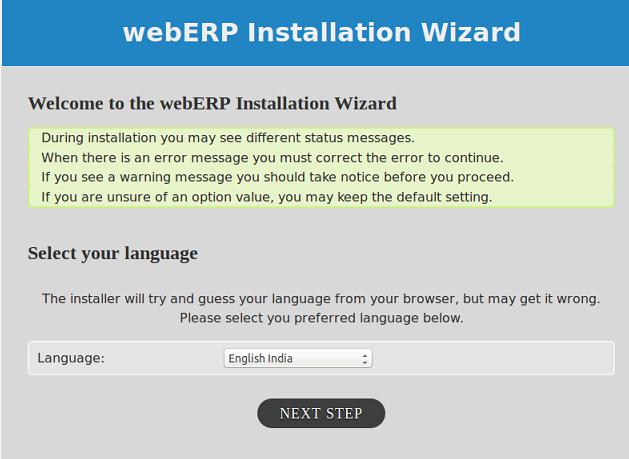WebERP