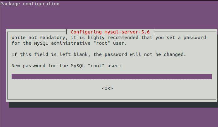 Bugzilla MySQL Root