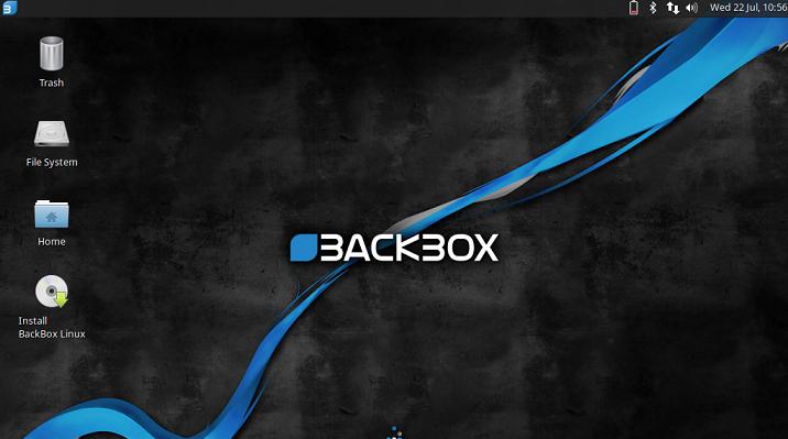 BackBox Linux2