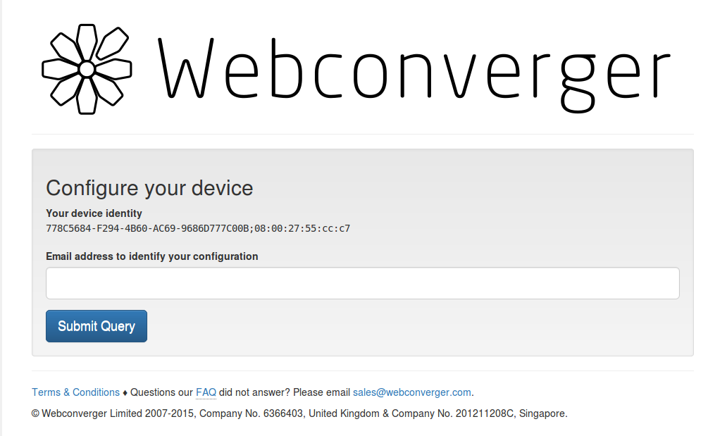 How to Install Webconverger 31 web kiosk operating system