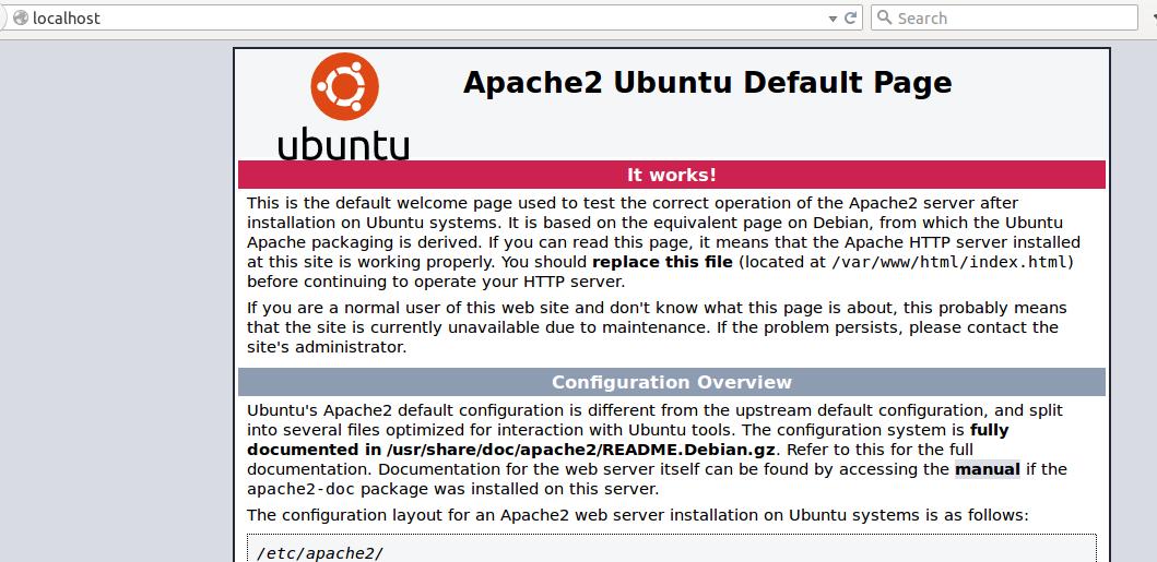 Bugzilla ubuntu