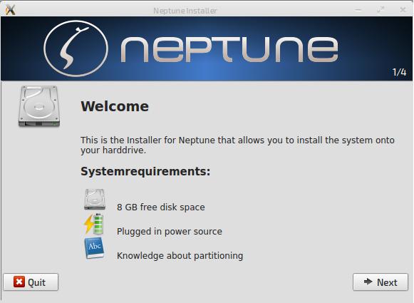 neptune dependencies