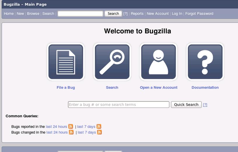 Bugzilla 5.0