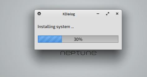 neptune installing