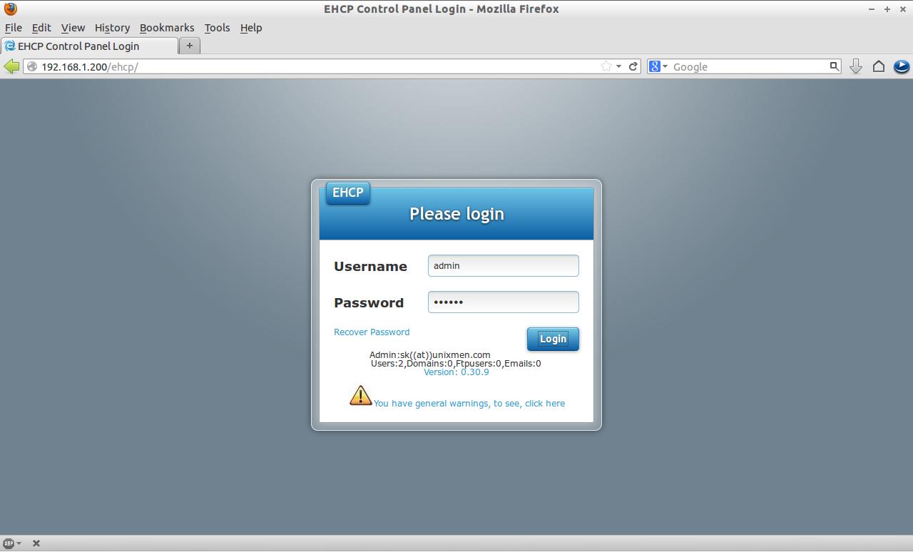 Хостинг на компьютере на ubuntu регистрация только доменов ru без хостинга