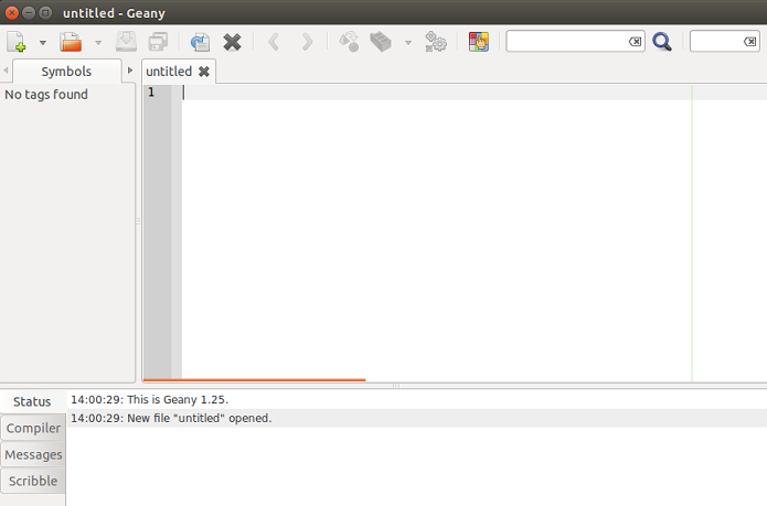 How to Install Geany 1 25 on Ubuntu Linux 15 04 | LinuxPitStop