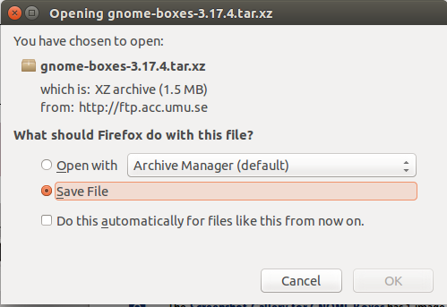 Gnome boxes download