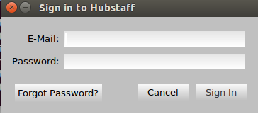 Hubstaff Login