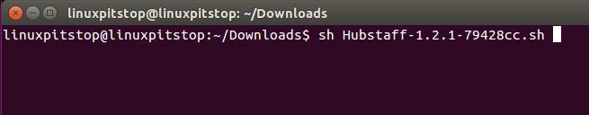 Install Hubstaff