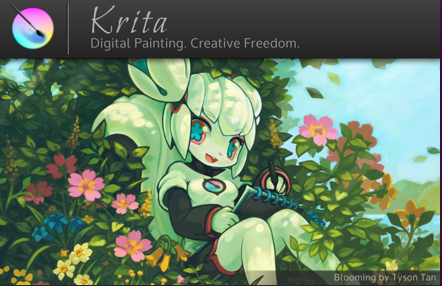 Krita main