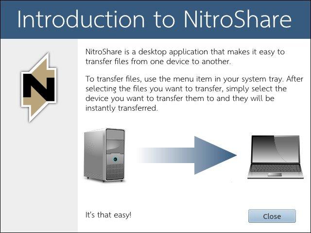 NitroShare - Introduction — NitroShare_001