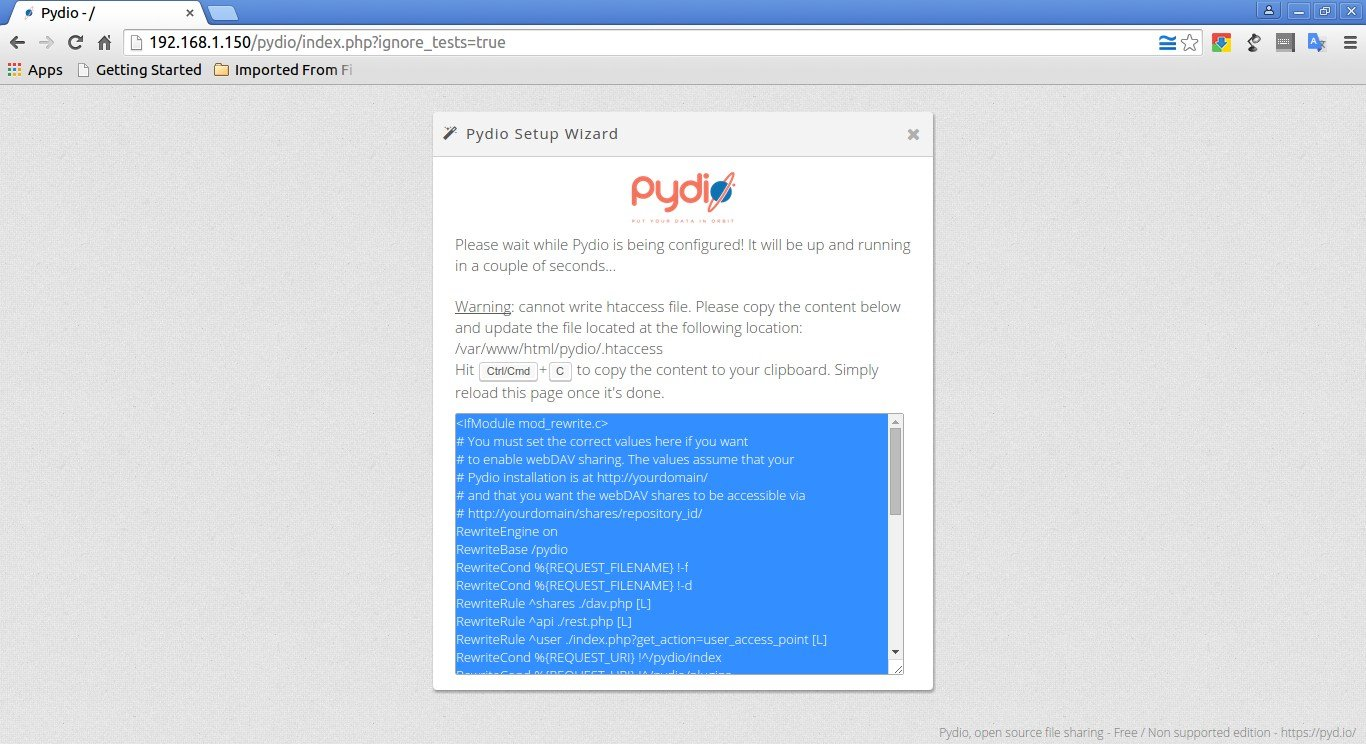 Pydio - - - Google Chrome_002